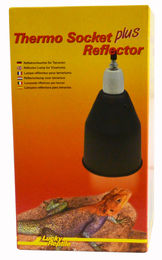 Lucky Reptile - Thermo Socket plus Reflector, large