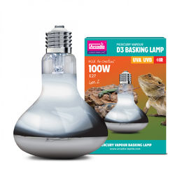 Arcadia - D3 UV Basking Lamp 100W