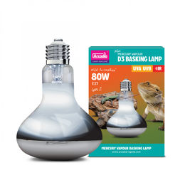 Arcadia - D3 UV Basking Lamp 80W