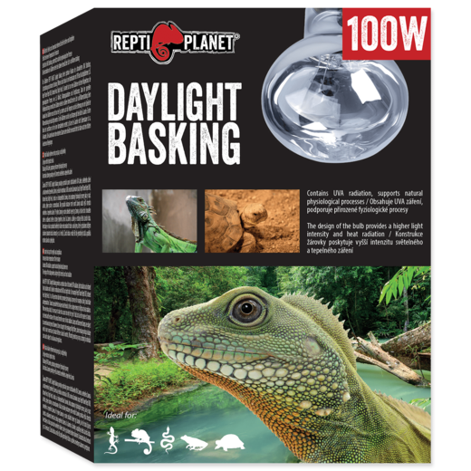 Repti Planet - Daylight Basking 100W