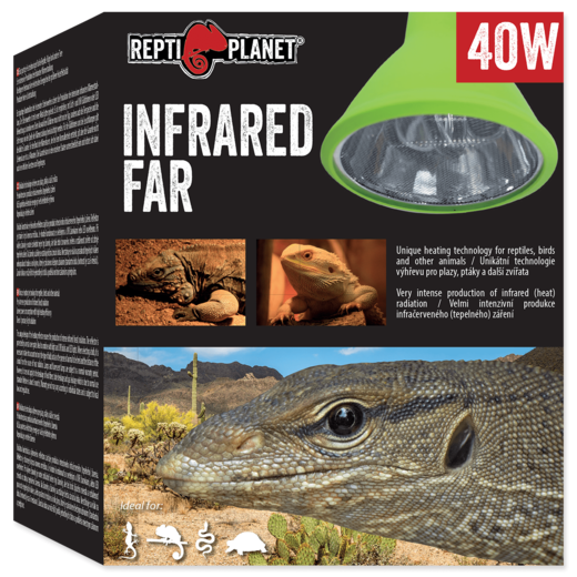 Repti Planet - Infrared Far 40W