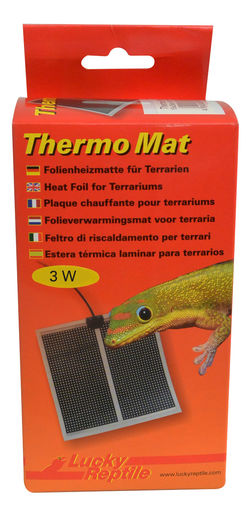Lucky Reptile - Thermo Mat 3W (10x12,5cm)