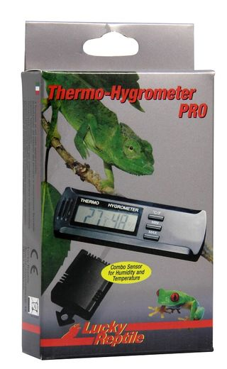 Lucky Reptile - Thermo-Hygrometer Pro