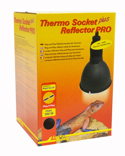 Lucky Reptile - Thermo Socket plus Reflector PRO