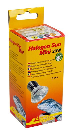 Lucky Reptile - Halogen Sun Mini 20W (2-pack)