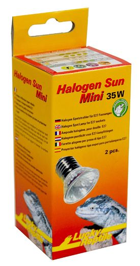 Lucky Reptile - Halogen Sun Mini 35W (2-pack)