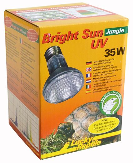 Lucky Reptile - Bright Sun UV Jungle 35W