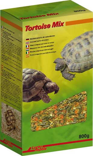 Lucky Reptile - Tortoise Mix 800g