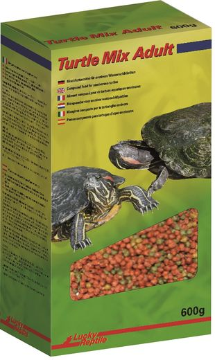 Lucky Reptile - Turtle Mix Adult 600g