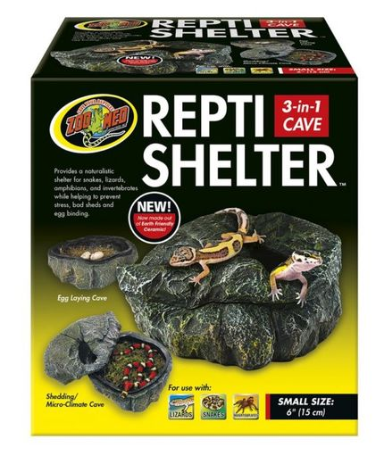 Zoo Med - Repti Shelter S