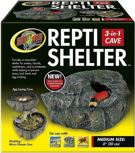 Zoo Med - Repti Shelter M