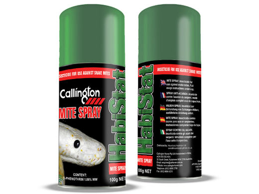 HabiStat - Callington Mite Spray