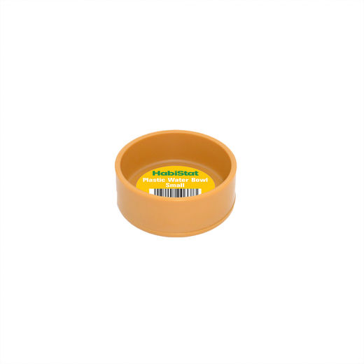 Habistat - Round Plastic Water Bowl, Small