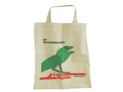 Lucky Reptile - Cotton Bag