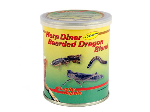 Lucky Reptile - Herp Diner Bearded Dragon Blend 70g