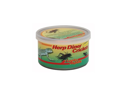 Lucky Reptile - Herp Diner Crickets small 35g