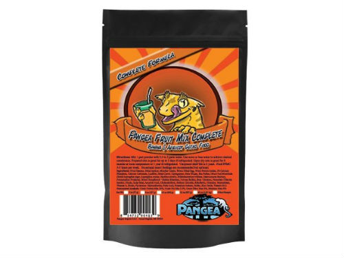 Pangea - Fruit Mix Banana Apricot Complete 57g