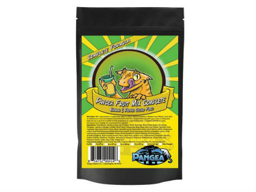 Pangea - Fruit Mix Banana Papaya Complete 227g