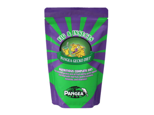 Pangea - Gecko Diet Fig & Insects 56g