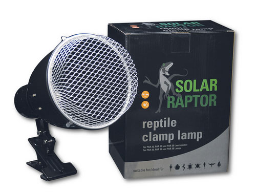 Solar Raptor - Clamp Lamp PAR 30/38