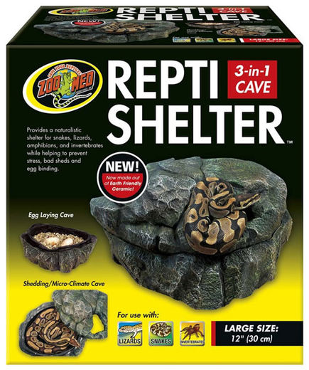 Zoo Med - Repti Shelter L